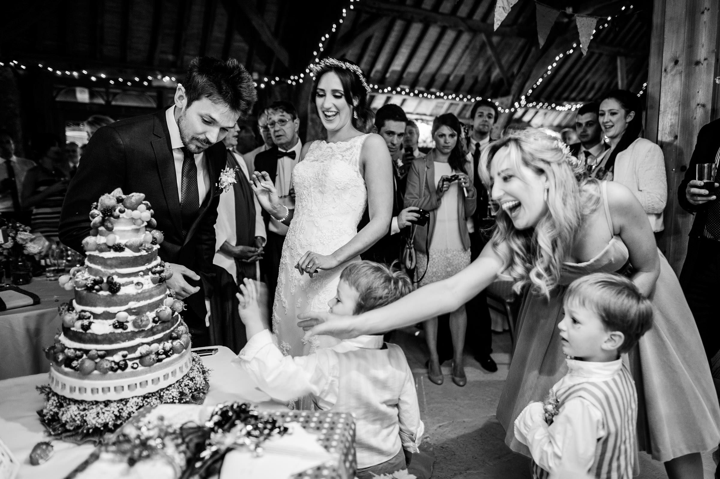 Notley Tythe Barn Reportage Wedding Photos 037.jpg