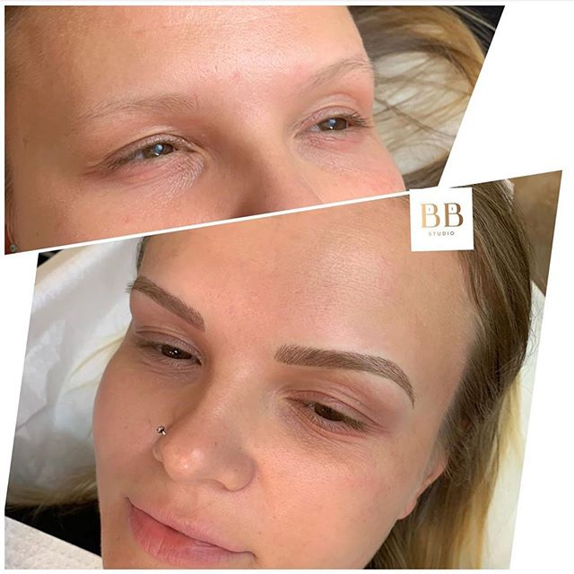 🤤🤤🤤🤤🤤🤤🤤 So. Good. —————————— Brows by Shania . . . . . #goodmorning #brows #kbb #microblading #microshading #bostonbrows #bostonmicroblading #microbladingboston #wakeup #slay #browslayer #tuesday #ootd #love #beauty