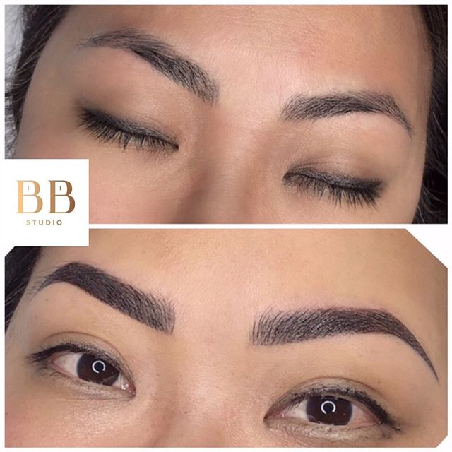 💣|BOMBRÉ BROWS|💣 Brows by Jovi For those seeking bolder, fuller, stronger brows then OMBRÉ is for you! Book with Jovi before her prices go up!