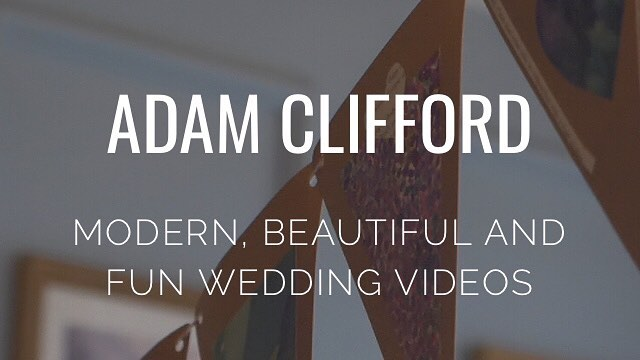 Today I have launched a brand new website specifically for my wedding videography. Link in profile! #wedding #weddingvideo #weddingvideography #weddingvideographer #bristol #bride #videography #filmmaking