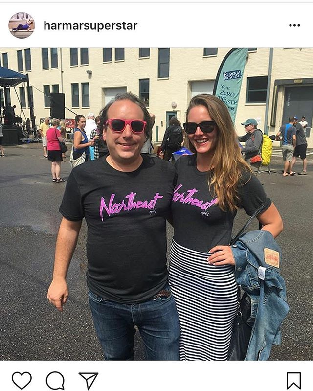 Regram/phot cred @harmarsuperstar Love me some harmar and love that he loves our shirts. Thanks for representing and the purchase