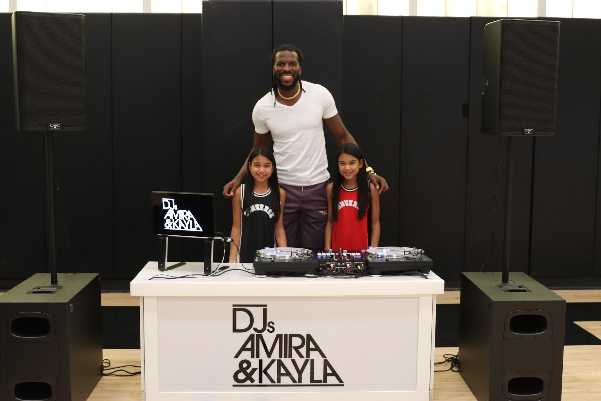 DeMarre_Carroll_DJs_Amira_Kayla_girls_basketball_clinic.JPG