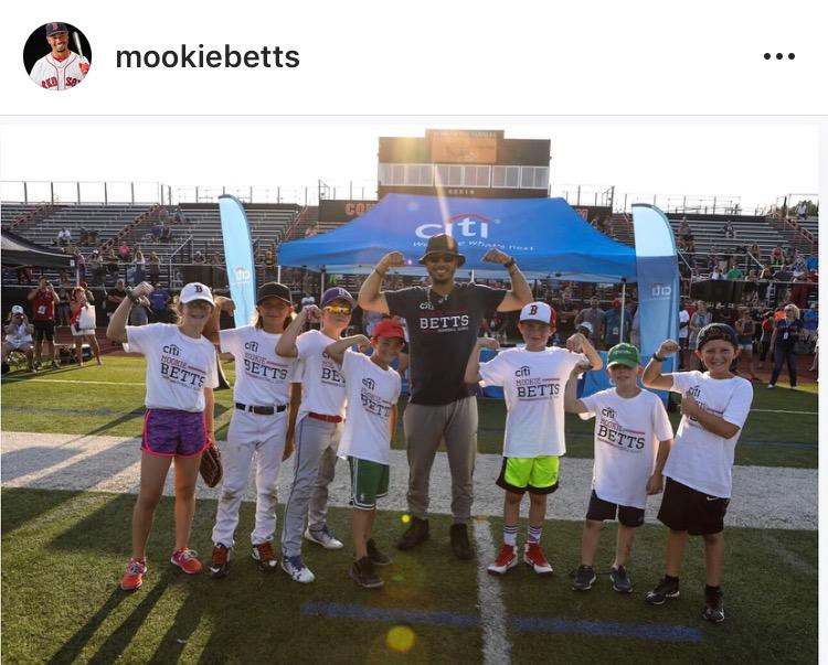 Photo: Mookie Betts