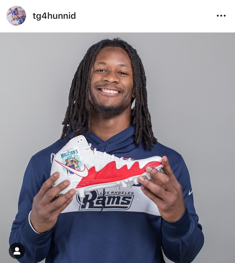 Photo: Todd Gurley