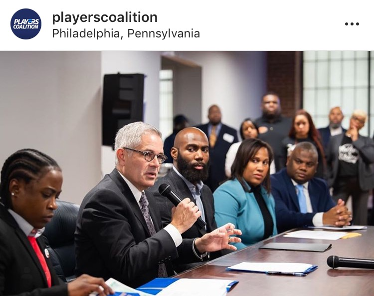 Photo: Players Coalition
