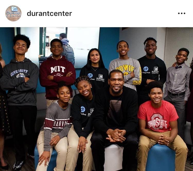 Photo: Durant Center
