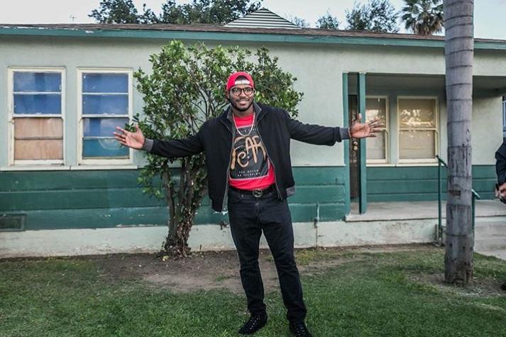 Yasiel Puig Returns to California to Break Ground on Youth Community Center