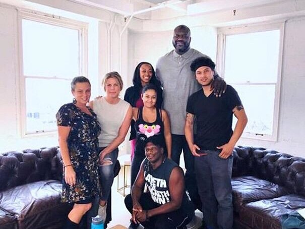 Shaquille O'Neal Partners with Steady App to Help Workers Achieve Financial Security