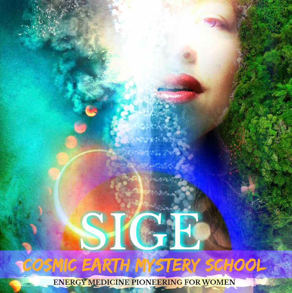 SIGE | Cosmic Earth Mystery School | *For Women - It's time to tap into PURE MAGIC again… It's time to step into FULL visibility… It's time to SHINE your Light… It's time to transmute DISPAIR into the Elixir of Life & AWAKEN the GREAT BIRTHER archetype withIN… where life is Ecstatic Flow & Grace…