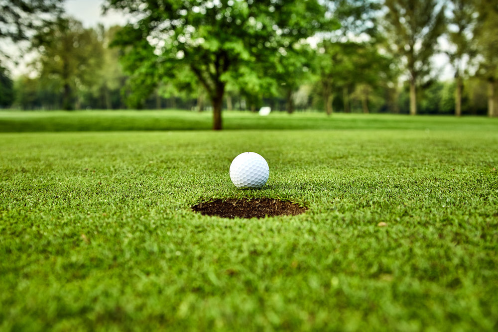 golf-ball-on-the-green-golf-ball-on-lip-of-cup-PP2XMUD.jpg
