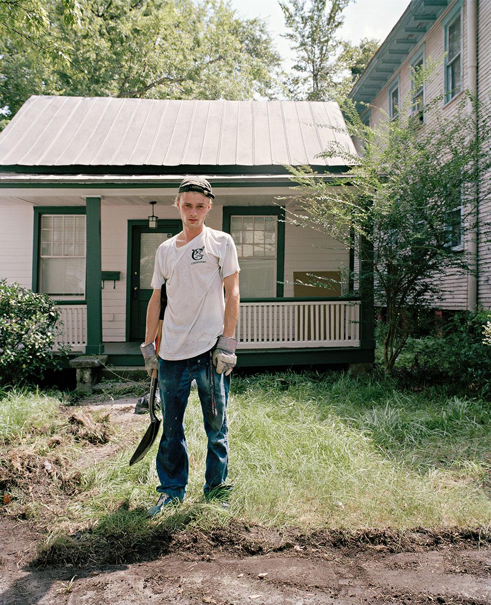 Billy. Savannah, GA. 2007