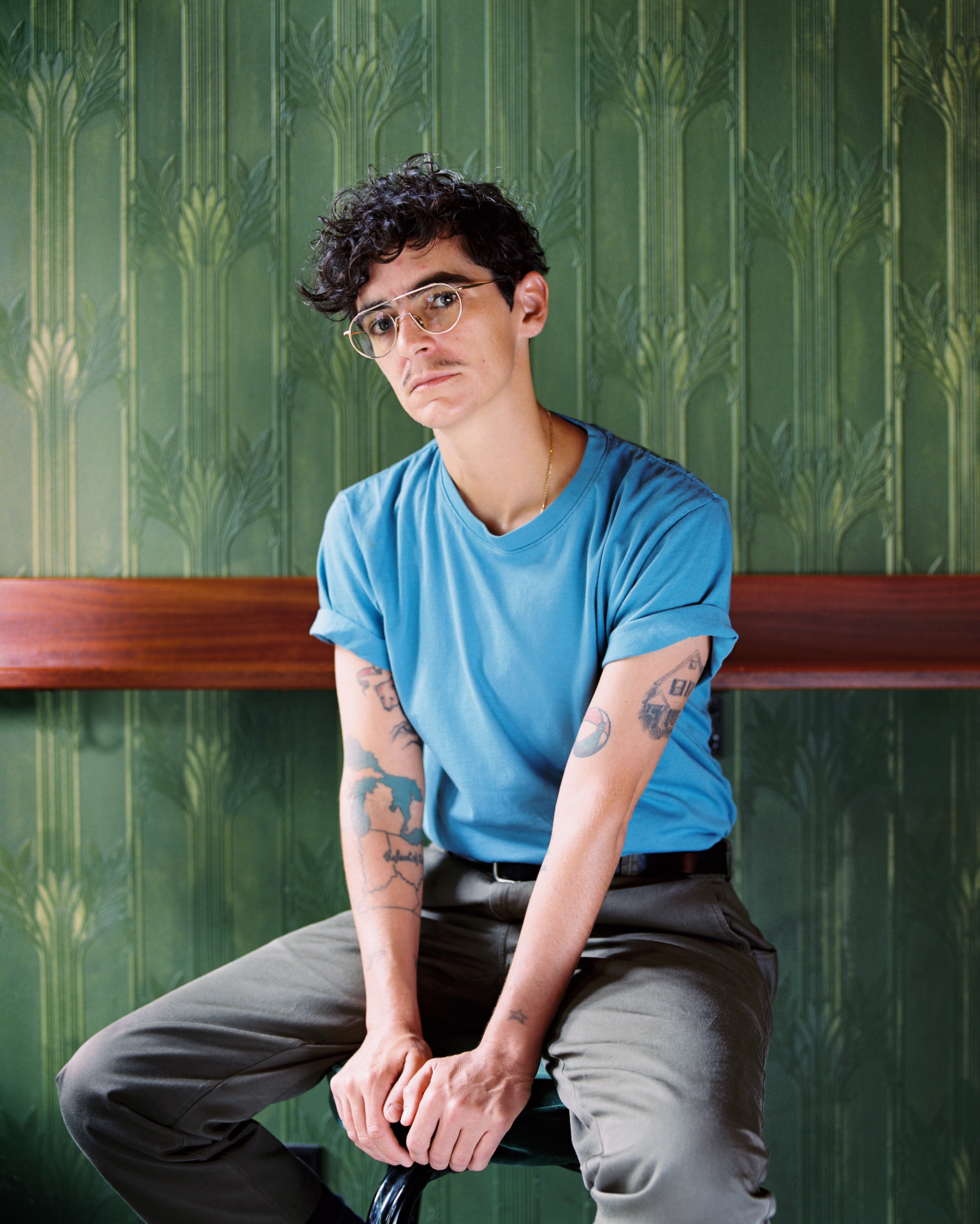 JD Samson shot for nycgo.com. 2018