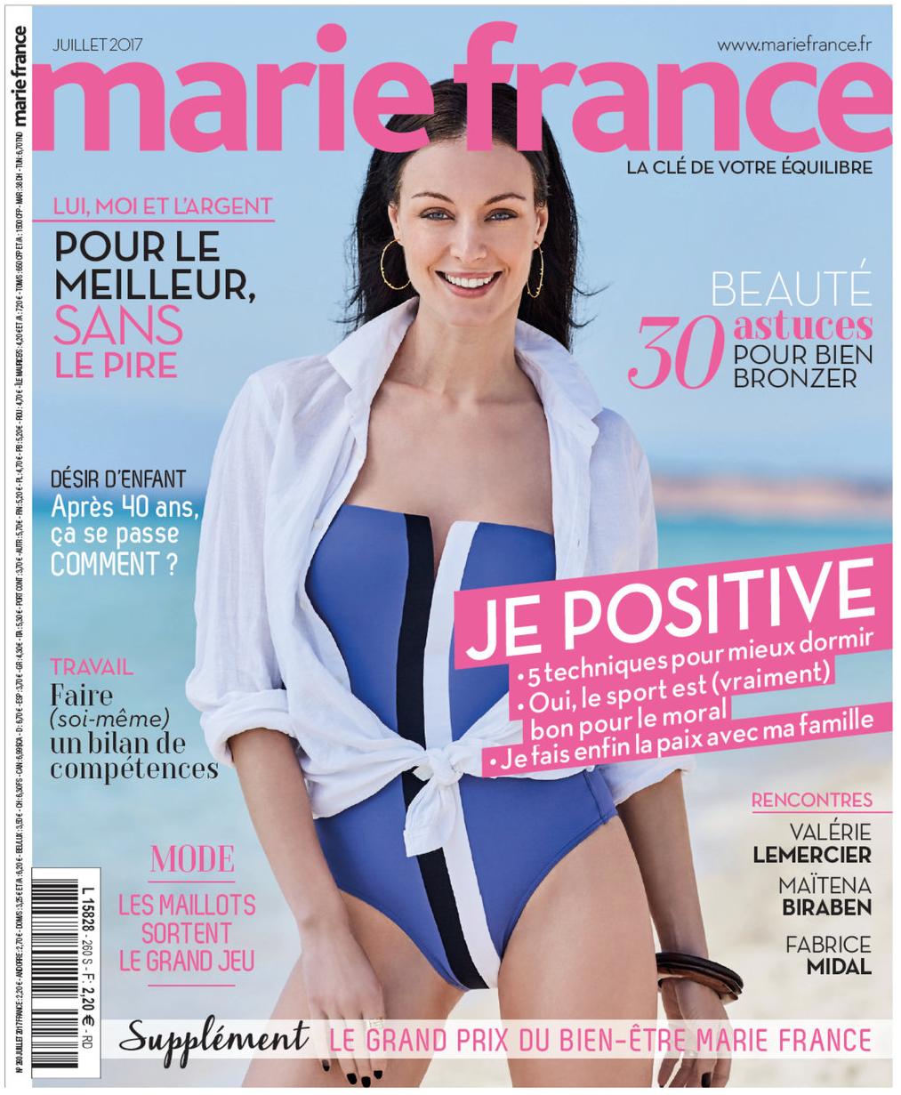 Marie France n°260, Juillet 2017 - Page 83