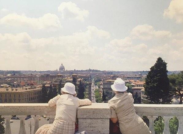 The Vision #romanceromance @roman_roman_ce #archiviomadre #regram #digitallibrary #travelcommunity #letstravel #rome #roma #italia ❤️