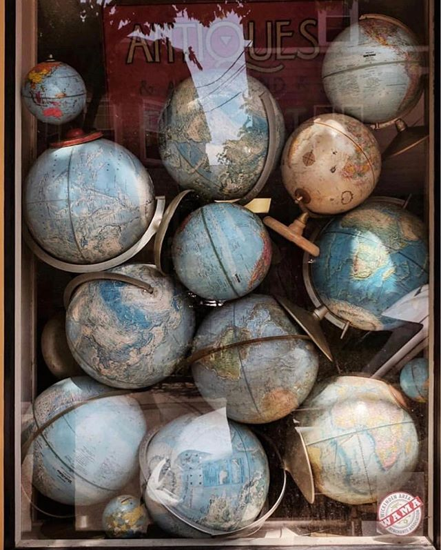 Light on the world from @mlee73 in @tinyatlasquarterly #archiviomadre #regram #whpnaturallight #mytinyatlas #providence #world #antiques #posttourism #gem #digitallibrary