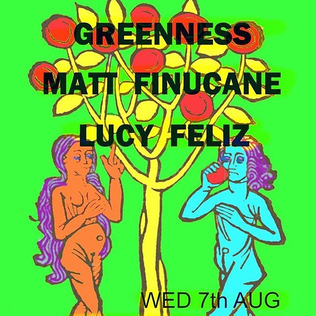 Next weds playing a show with some extra special sound effects