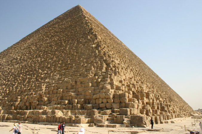 Pyramid - Clifford Stumme