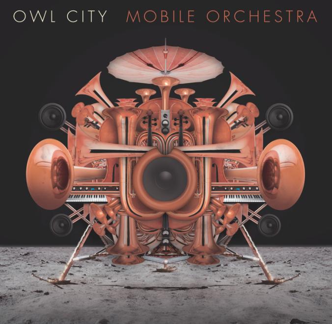 Mobile Orchestra Album Artwork Screenshot