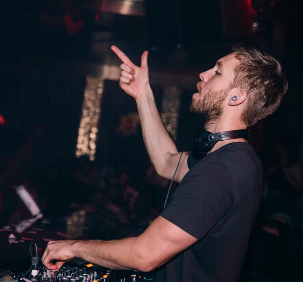 Calvin Harris Screenshot