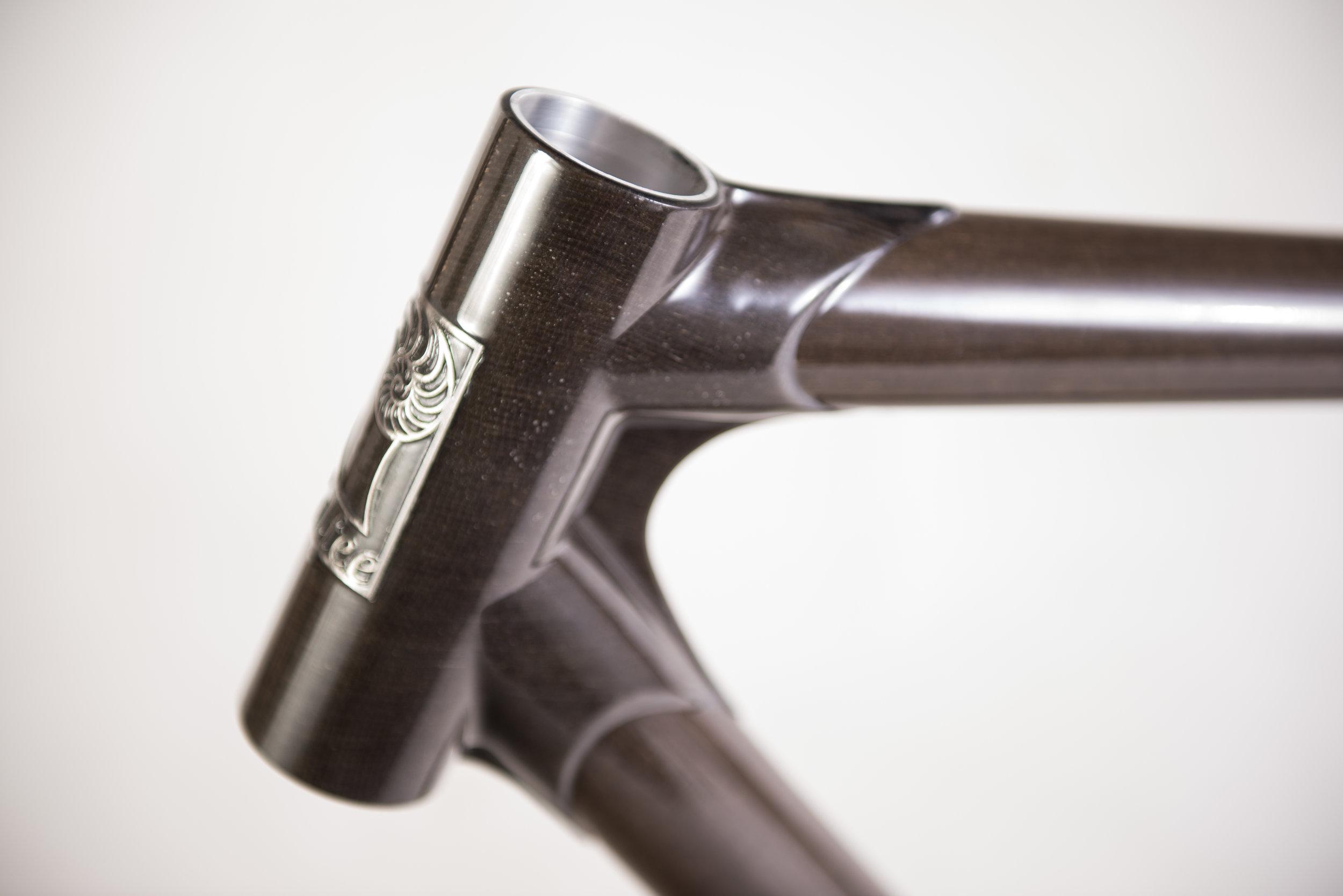calfee bike concept ekoa frame izod