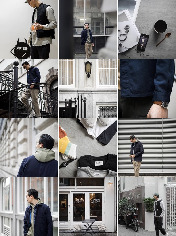 Anthony Lee - Menswear Photographer and Stylist