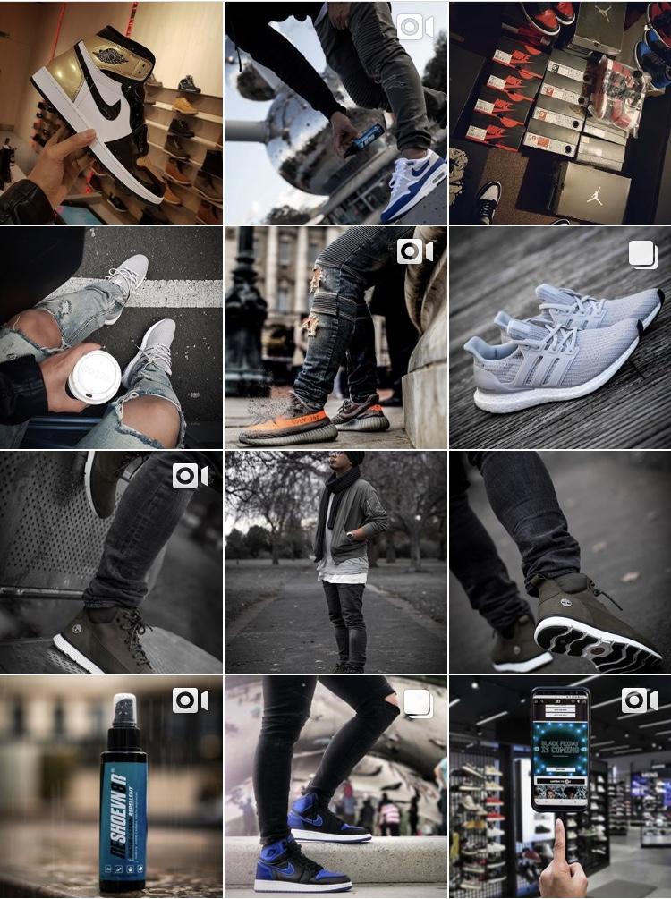 Benjamin Paras - Creative Sneaker Collector and Editor