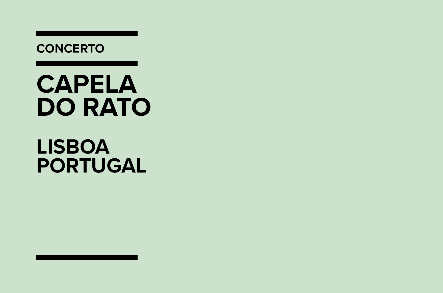 CAPELA DO RATO