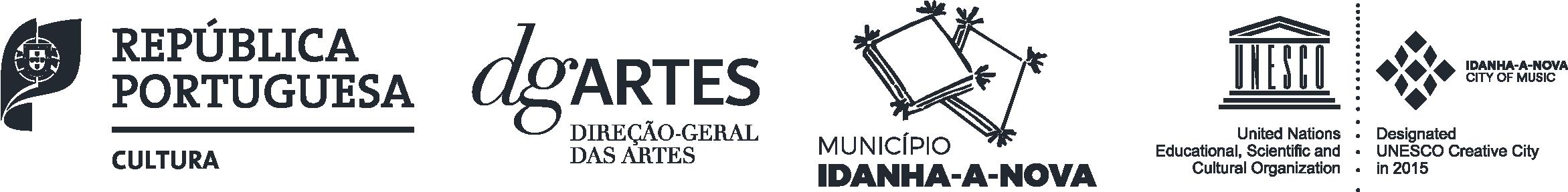 Arte das Musas - Apoios 2018-2021