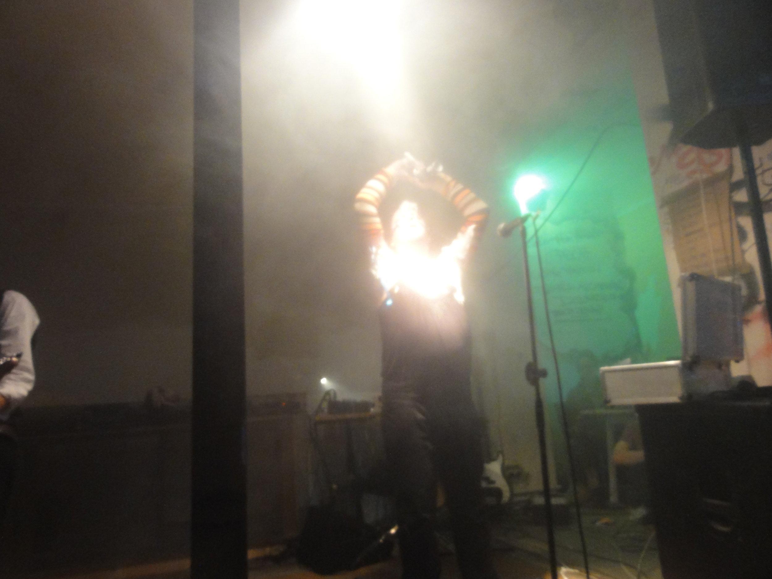 Intro- ein Tanz mit den Lichtverhältnissen