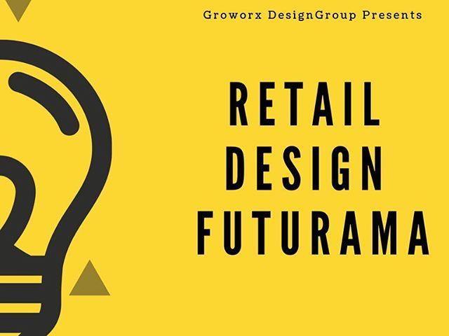 Ideas presented at recent Next Generation Retail Conference - we presented ideas of the future of retail design