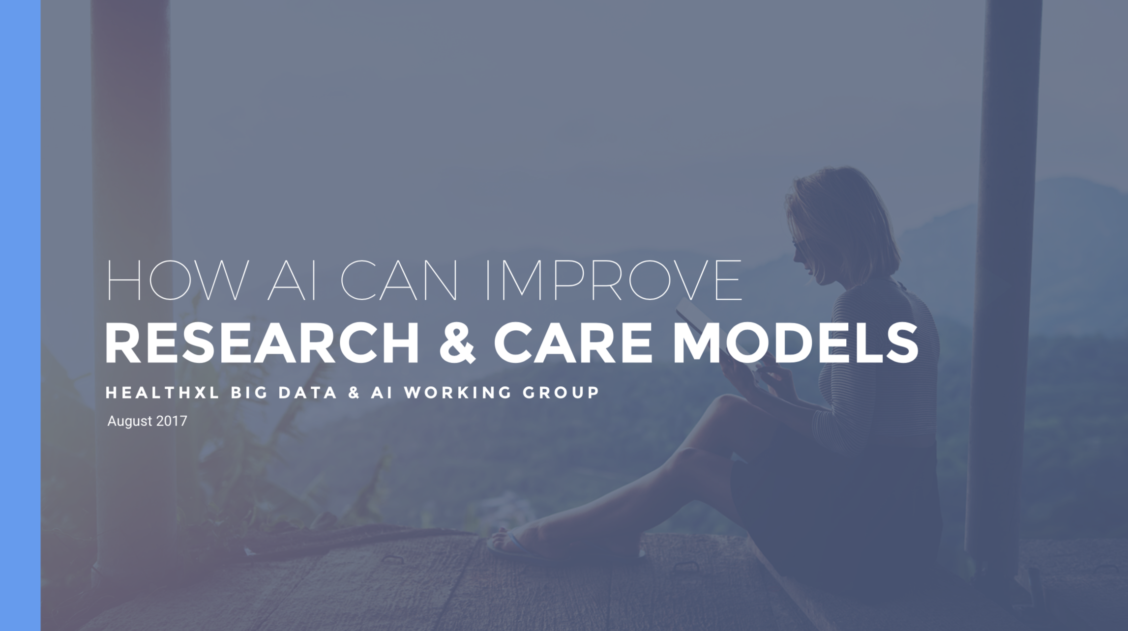 How AI can improve research and care models - August 2017. Volar Health, Patchwise Labs, and HealthXL co-authored a report highlighting key trends enabling artificial intelligence (AI), leading use cases, and partnership models being pursued. Click on the title to download the report.