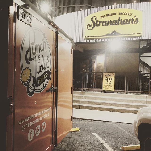 Big thanks to @stranahans for bringing us on site for our first public event! It's going to be hard to find a better pairing for these pies than their delicious whiskey and cocktails. We'll be back here again on June 29th so mark your calendars!