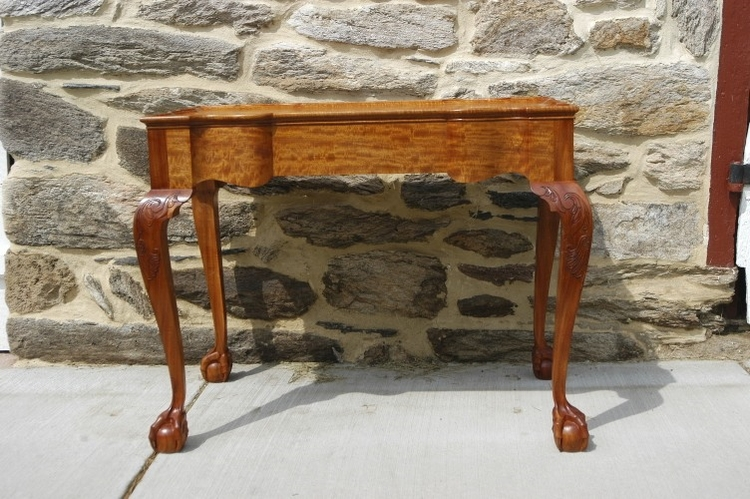 Goddard Townsend Tea Table