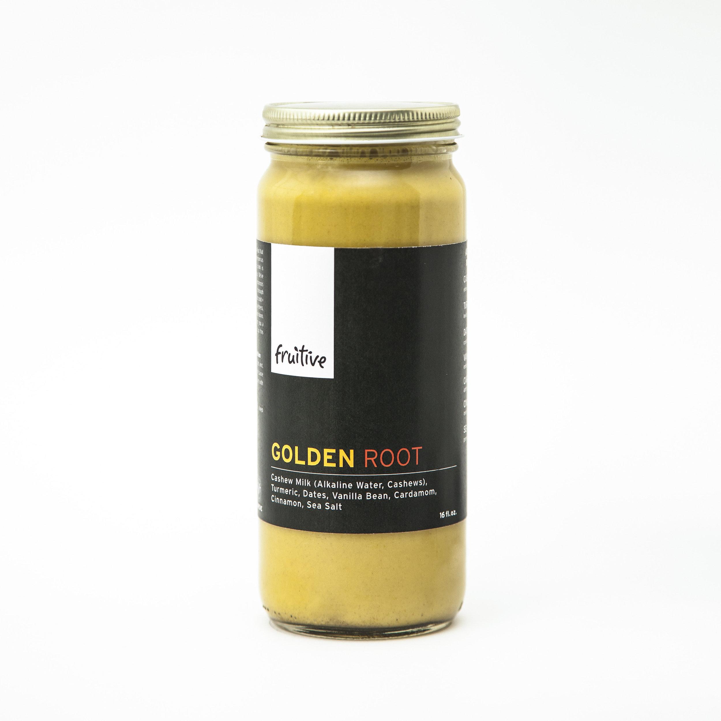 Golden Root Nut Milk