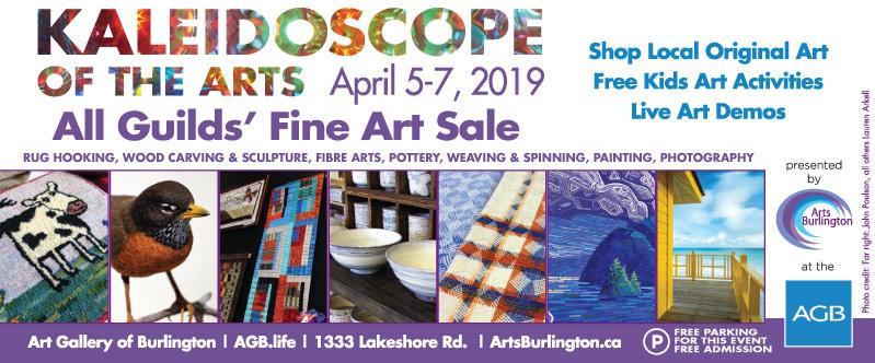Kaleidoscope of the Arts Guild Sale