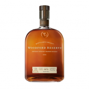 Woodford Reserve Kentucky Straight Rye Whiskey at the QG