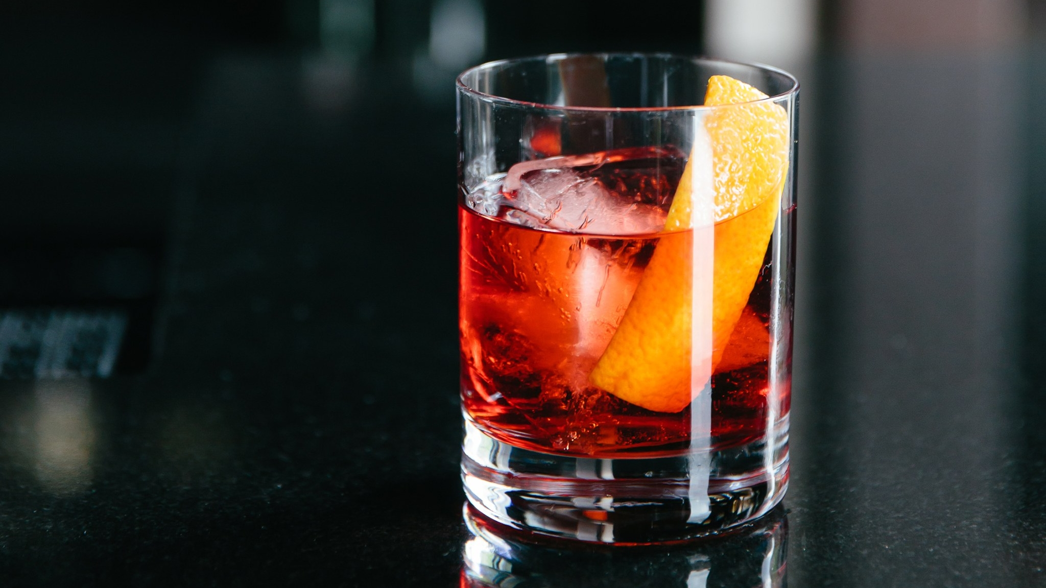 negroni week at clock restoration the qg