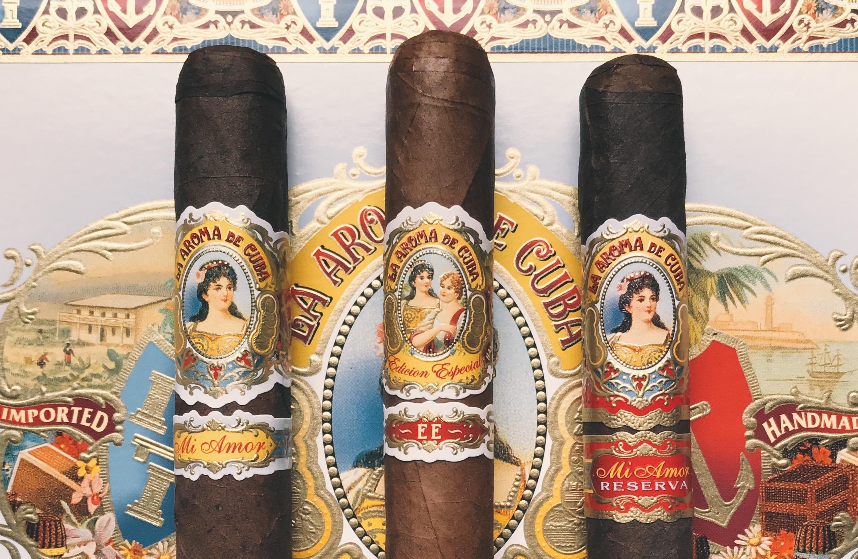 La Aroma De Cuba Mi Amor Mi Amor Reserva at the QG