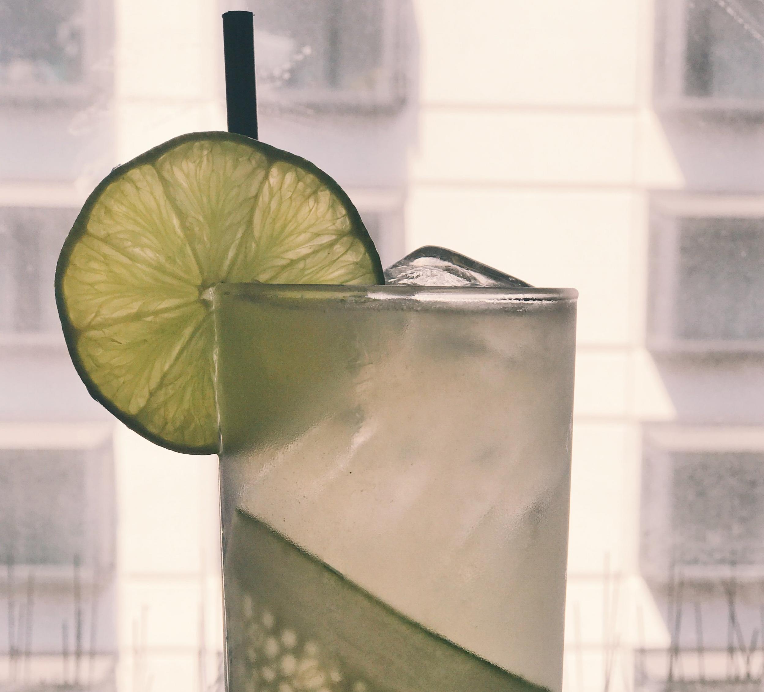 Gin Mule Special CLOCK Bar at The QG