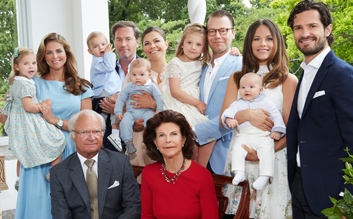 The Royal Family: Stenströms has been awarded the Royal Warrant of H.M. The King of Sweden, H.M. The Queen of Sweden and the Royal Court of Sweden.