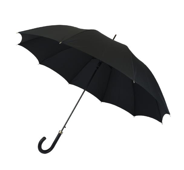 Fox GA1 Black Matt Handle Umbrella