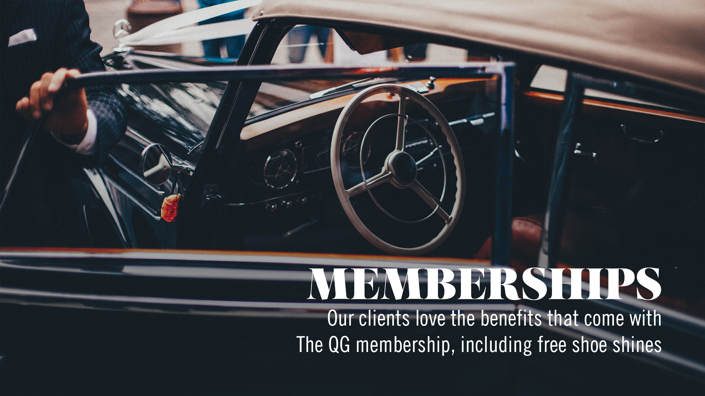 Enjoy extra benefits by becoming a member