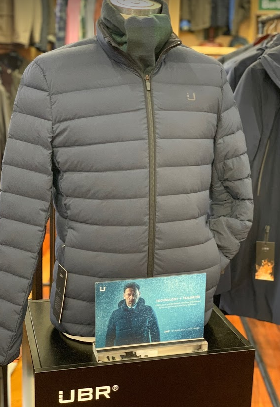 Best Jacket: UBR. Any City Any Conditions. Jackets are rated for below zero to 45 degrees