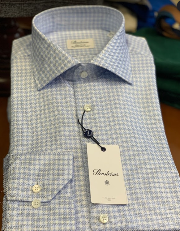 Best Dress Shirt he will own. Stenstroms made in Sweden