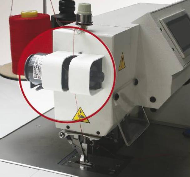 The AMF Decorative Hand Stitching Machine