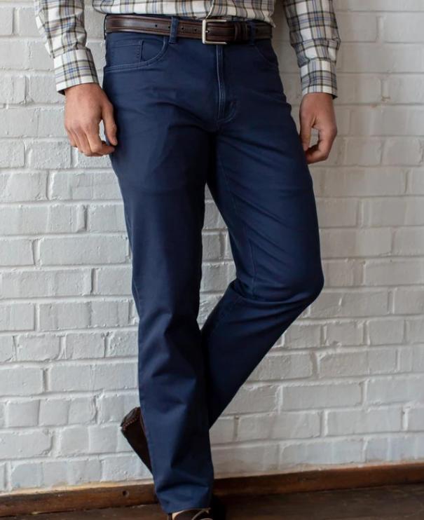 Oxford Woodruff 5 Pocket Pant