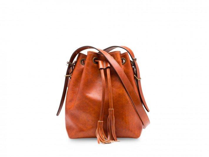 Mini Bucket Bag by BOSCA