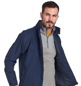 Barbour Lightweight Waterproof Seldo Jacket