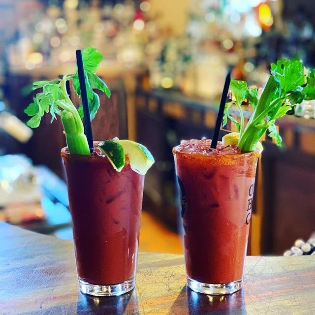 Who's joining us for liquid #brunch this morning 😎