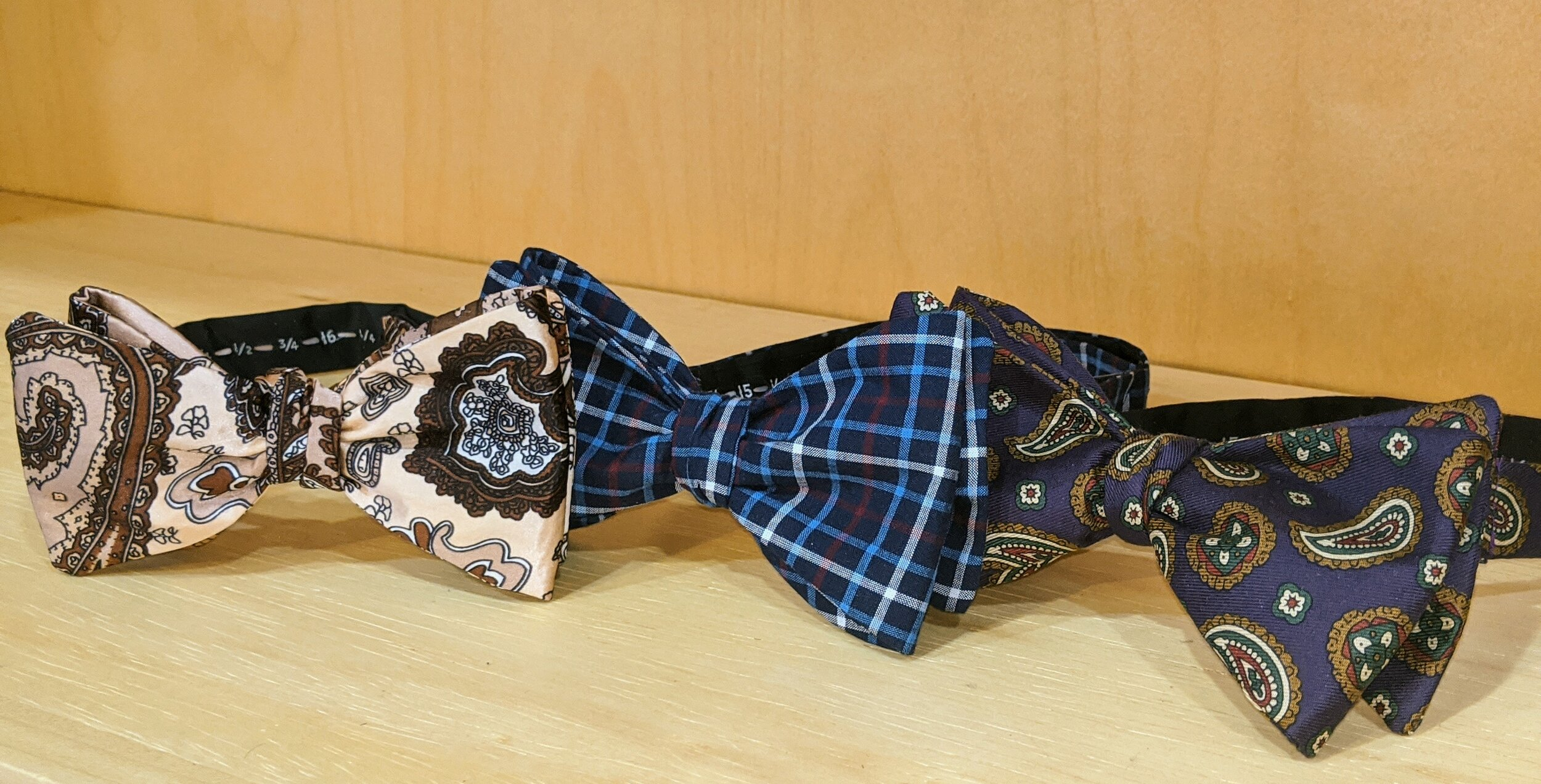 Custom QG Zulubow Ties